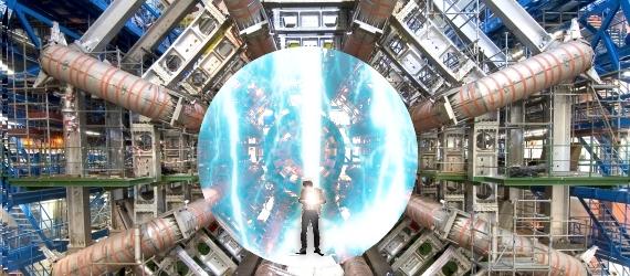 Resultado de imagem para acelerador de particulas